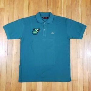 Kappa Jamaican Federation Football Polo